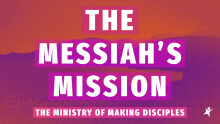 A Disciple's Missed Expectations